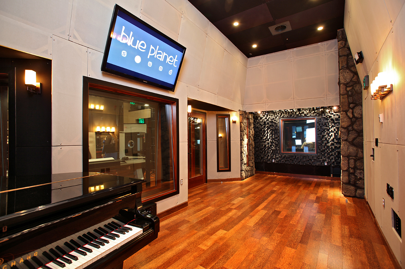 Hawaii Recording Studio